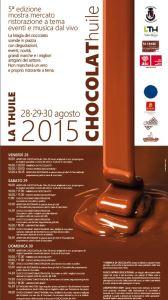 CHOCOLATHUILE LOCANDINA 2015