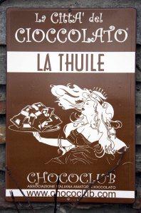 La Thuile città del cioccolato