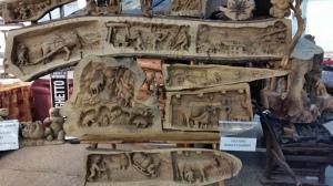 Le sculture di Edoardo Berger