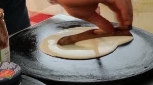 realizzazione crepes