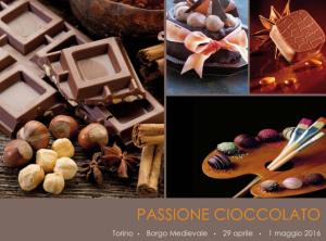 evento passione cioccolato torino